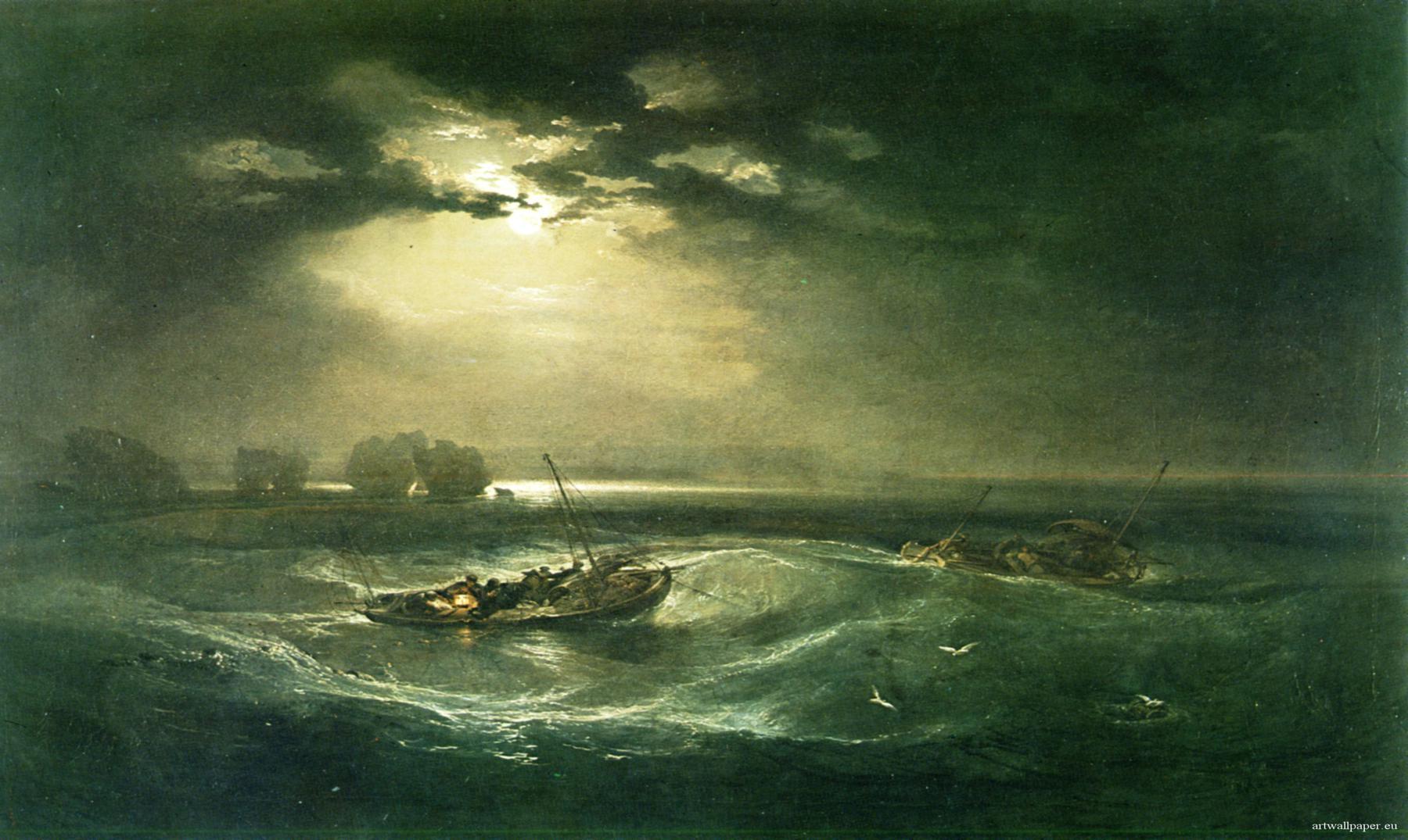 William Turner Paintings