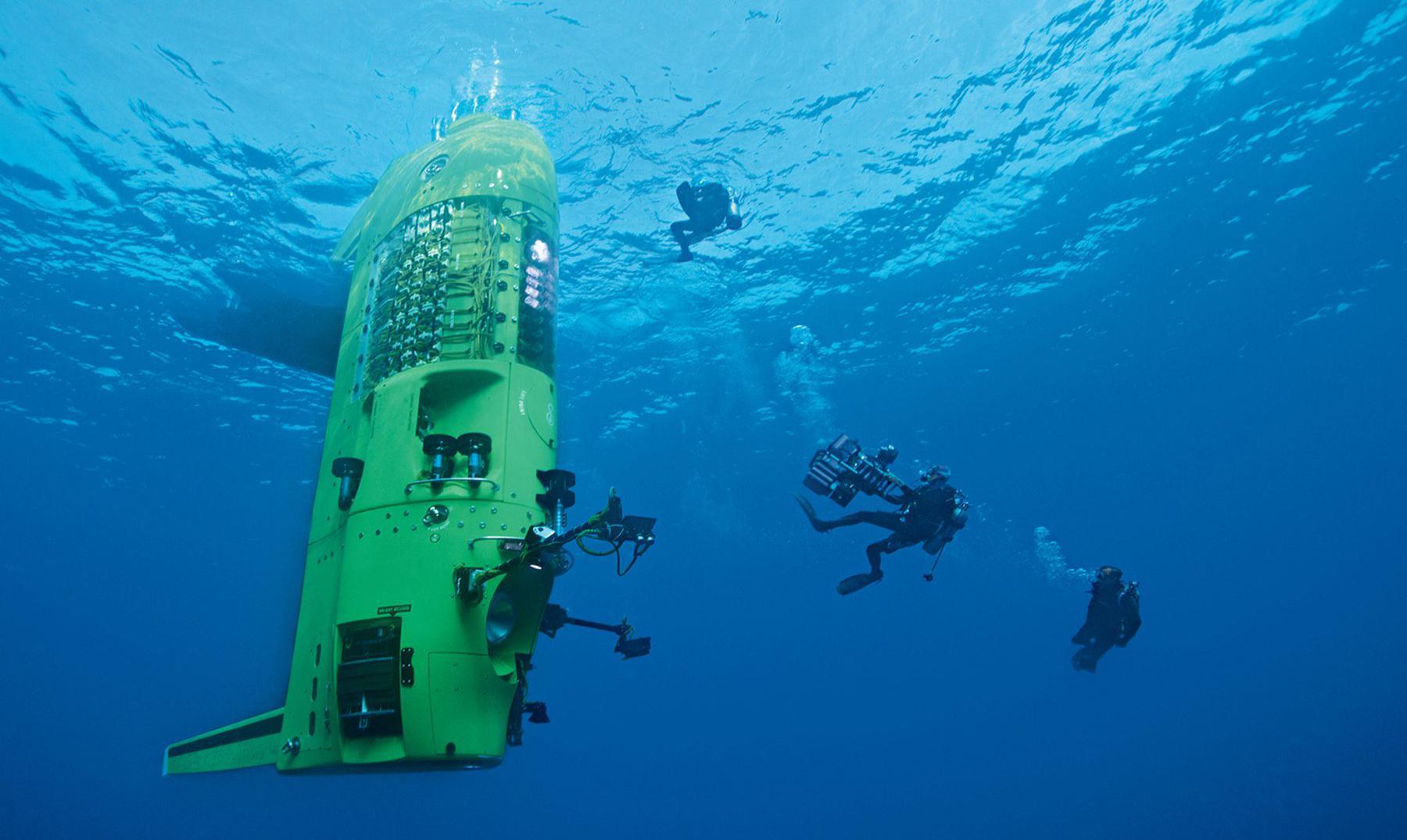 El abismo Challenger, el punto más profundo del océano