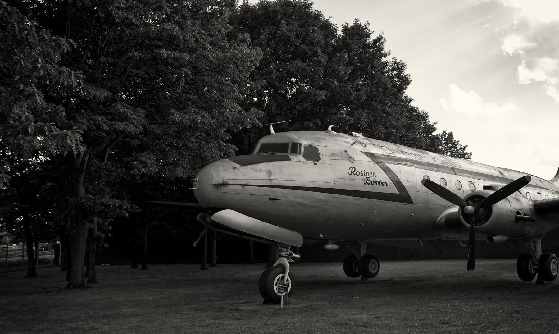 Los aviadores que lanzaron caramelos sobre Berlín en lugar de bombas