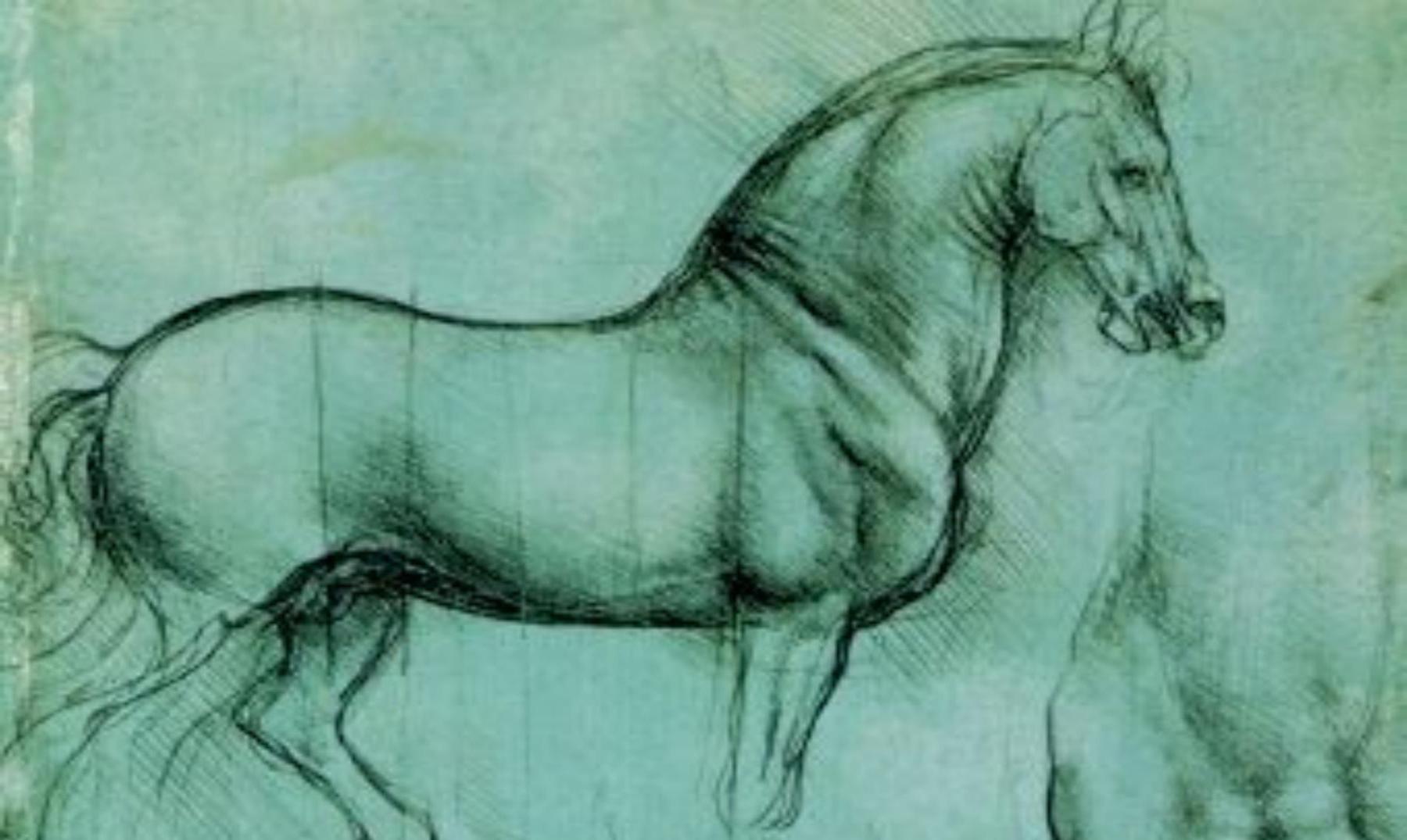 La gigantesca estatua perdida de Leonardo da Vinci