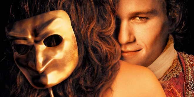 "Detalle. Carátula de la película ""Casanova"" de Jeffrey Hatcher, Kimberly Simi (2005)"