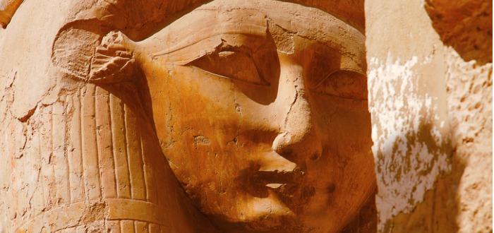 historia de Nefertiti