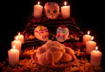 datos curiosos del dia de los muertos