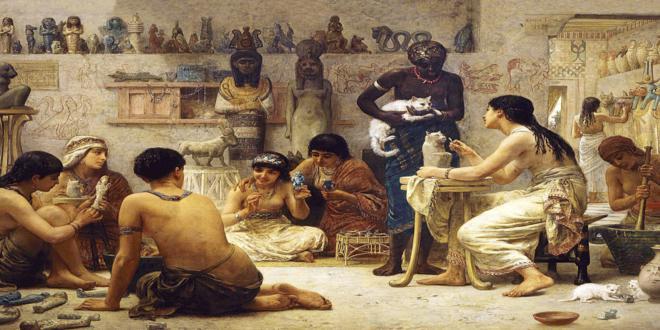 gatos en el antiguo egipto_660x330
