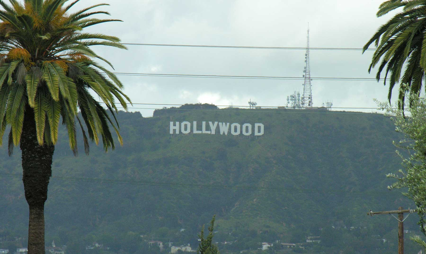 HOLLYWOOD, un cartel con mucha historia