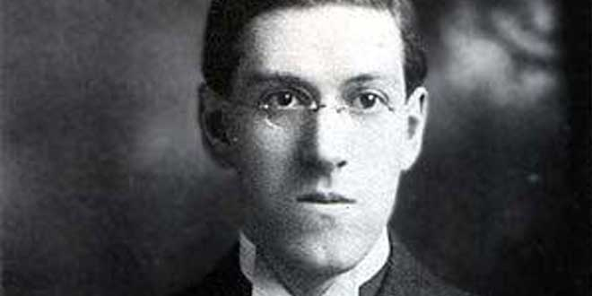 H.P. Lovecraft, 1915, fotografía para United Amateur Press Asociation