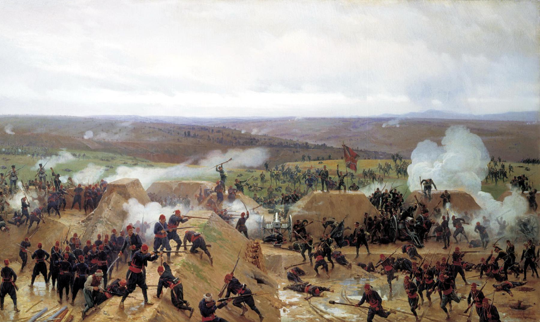 """La batalla más """"etílica"""" y absurda de la historia"""