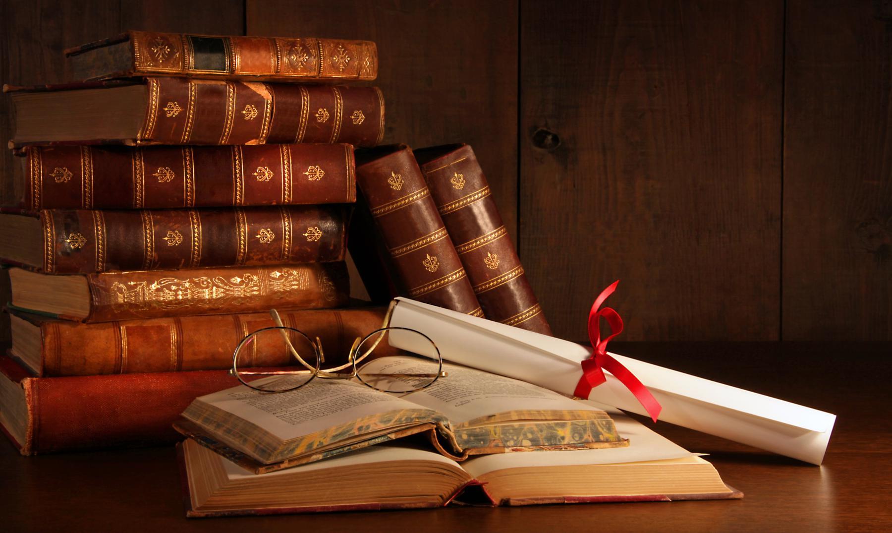 ¿Por qué nos gusta el olor de los libros?