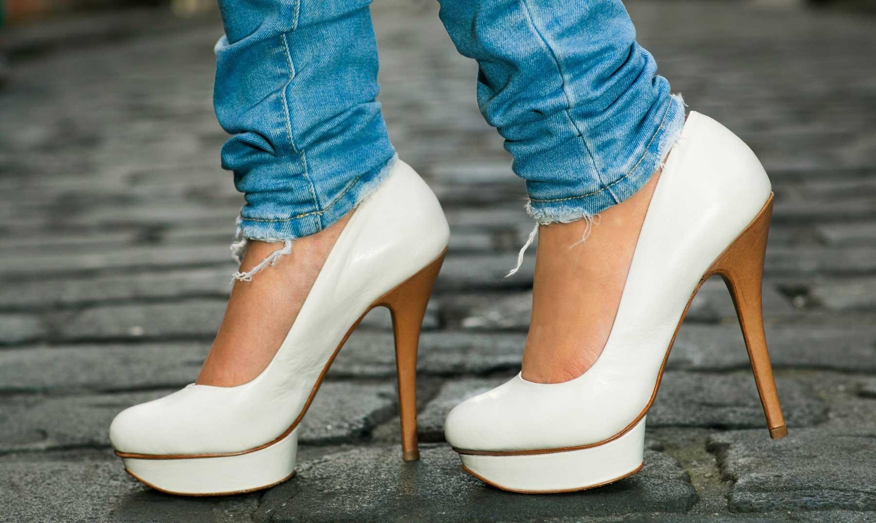 Zapatos, curiosos objetos