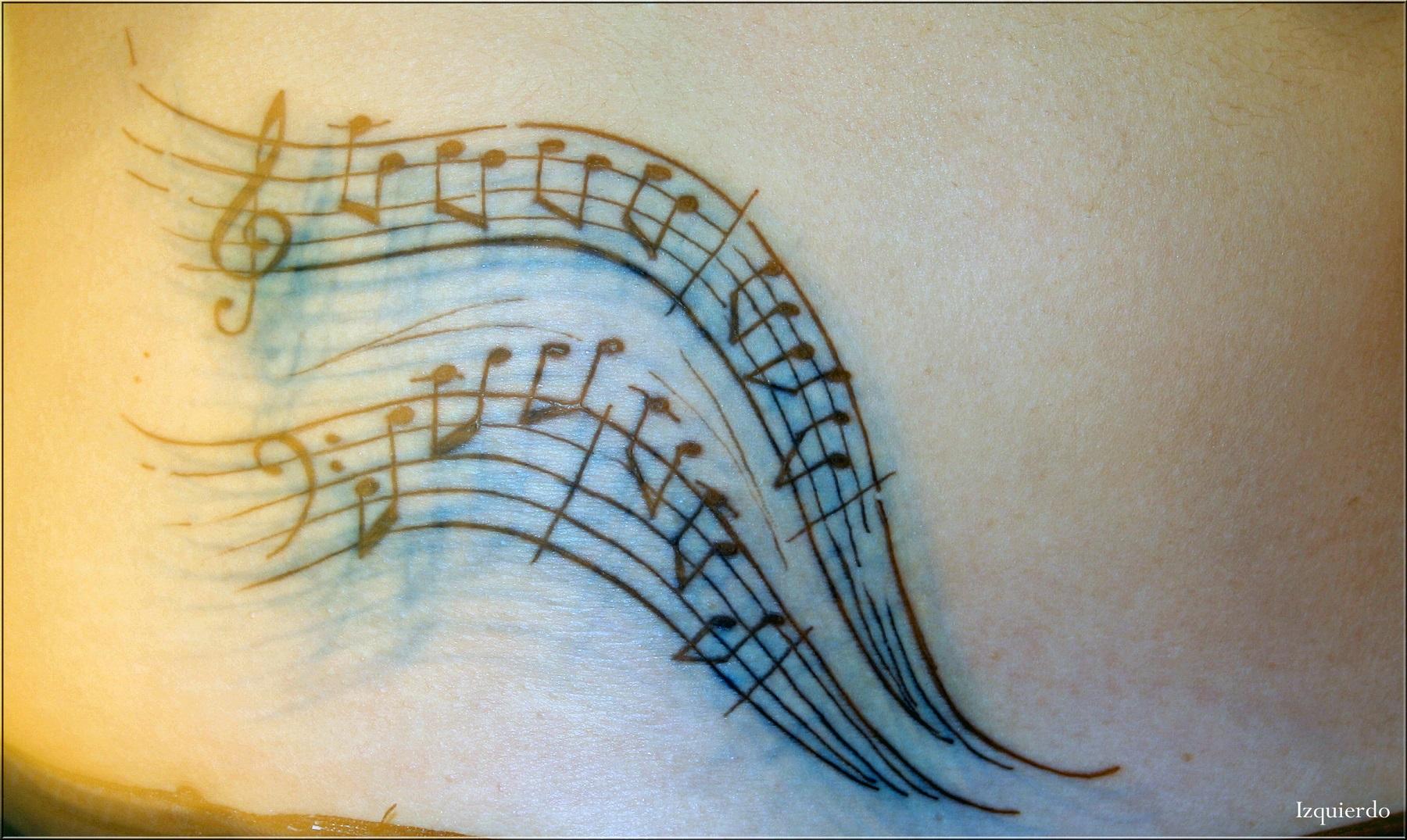 ¿Cuándo se crearon las notas musicales?
