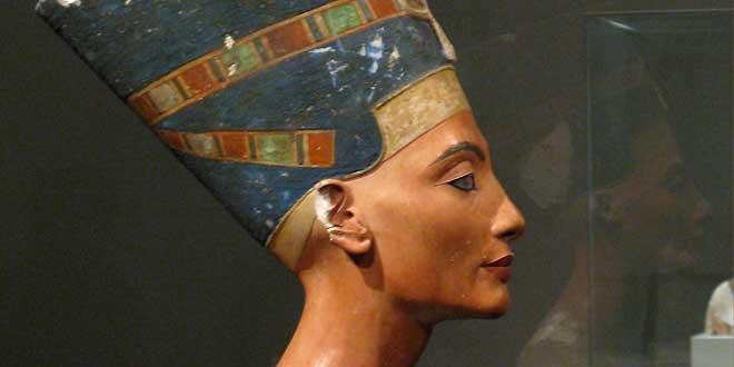 Nefertiti, busto
