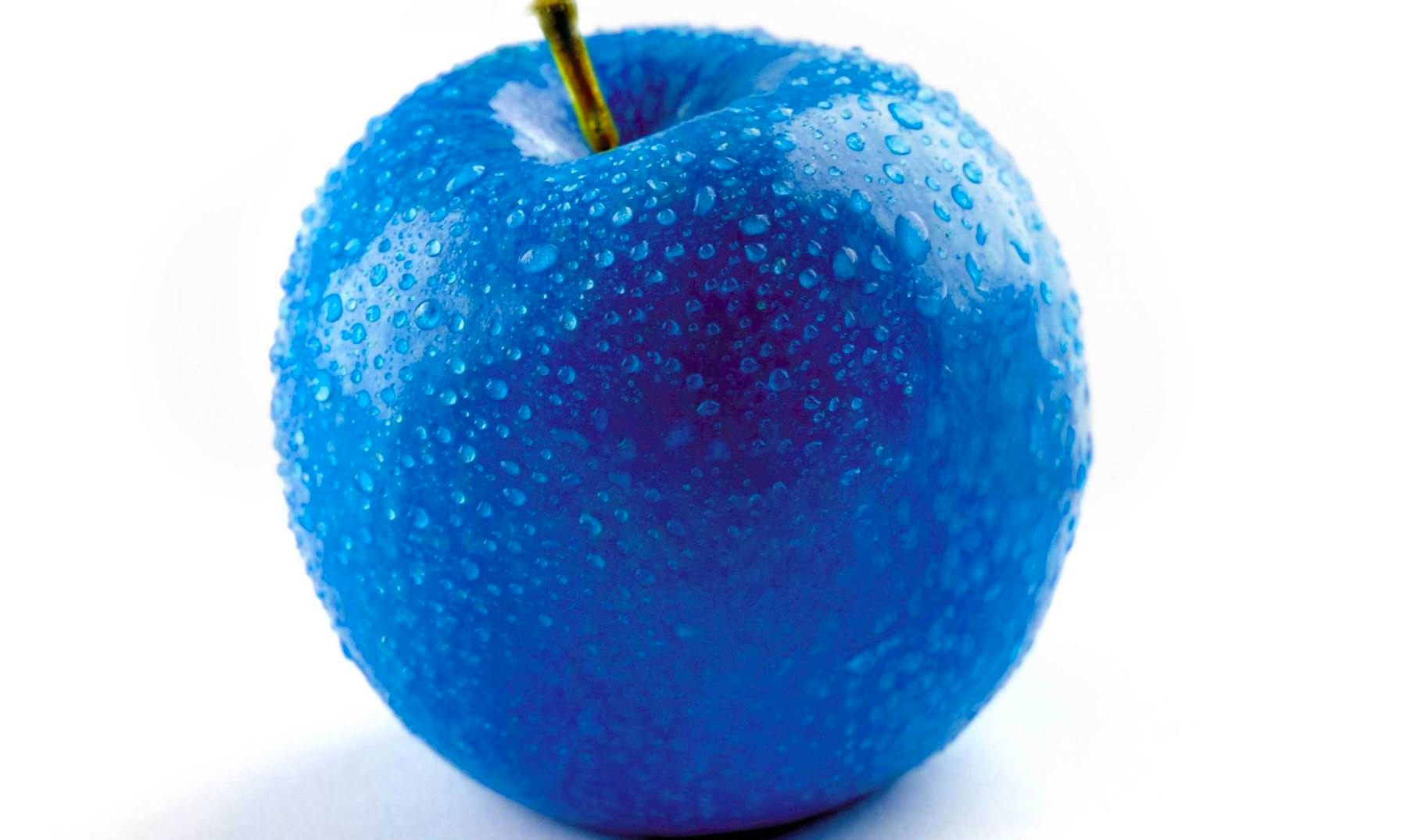 Por Que No Hay Alimentos Azules Son Dificiles De Encontrar