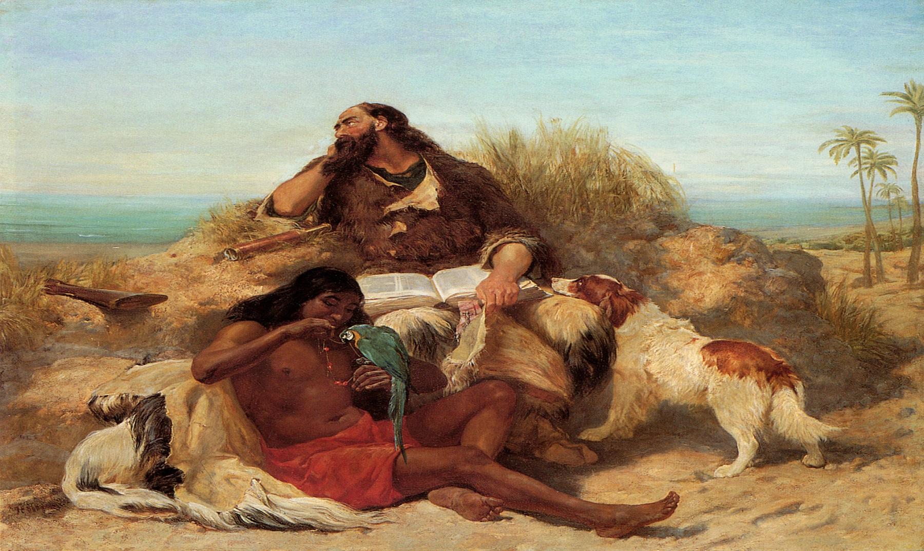 ¿Quien fue el verdadero Robinson Crusoe?