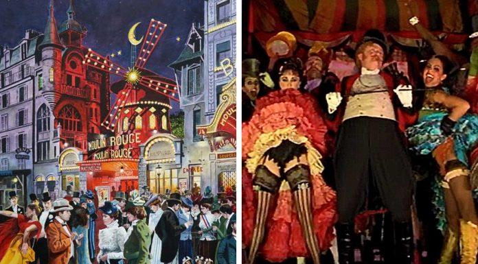 Secretos del Moulin Rouge