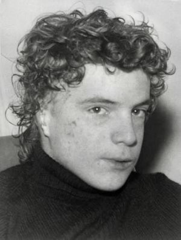 El joven Paul Getty