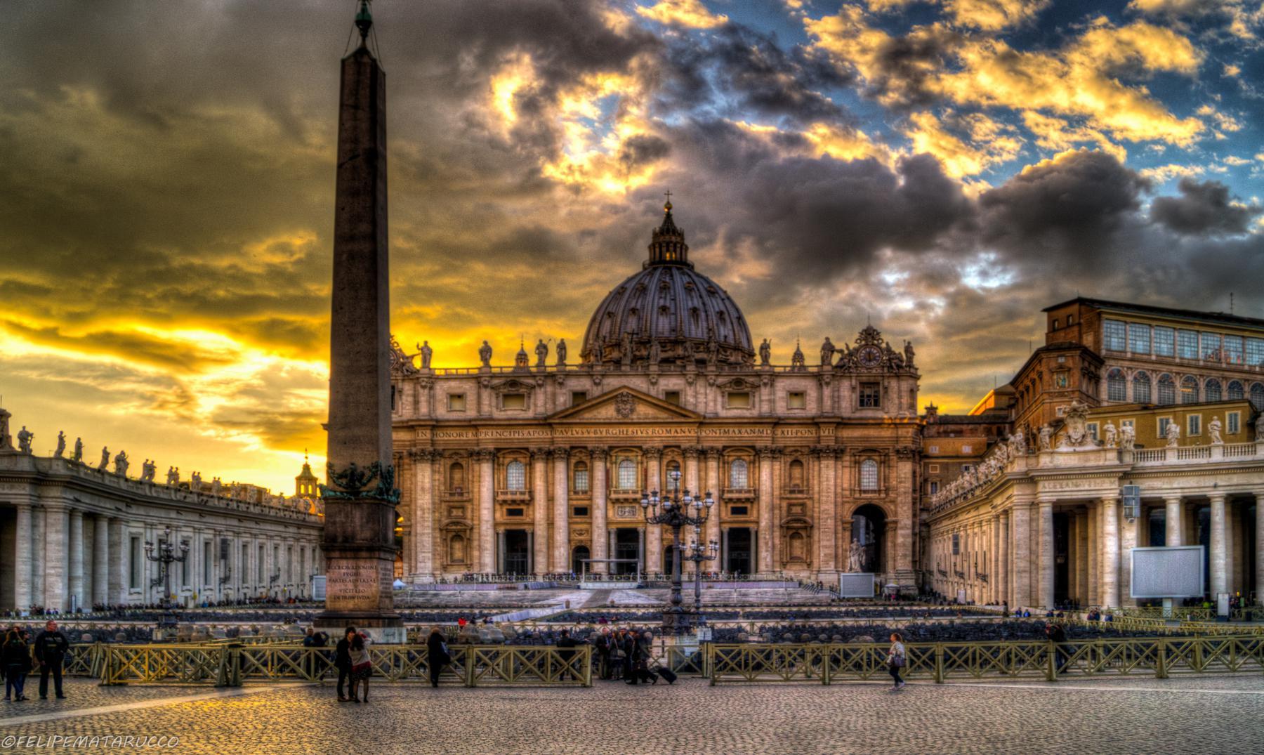 El origen del obelisco de la plaza de San Pedro del Vaticano