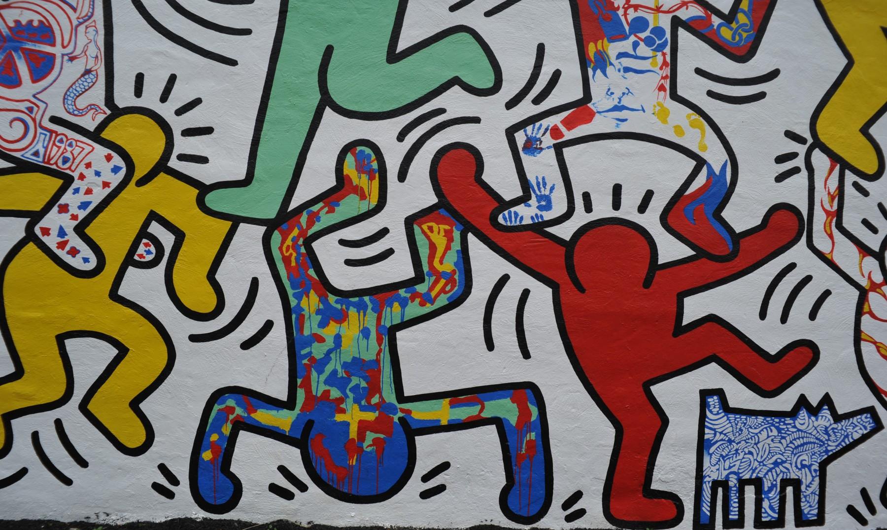 Graffitis, mucho más que simples pintadas de chicos malos