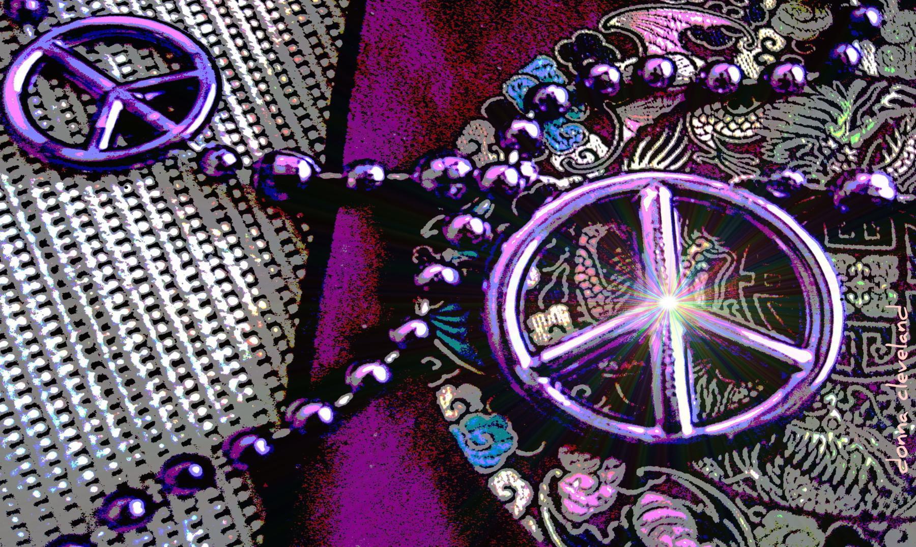 ¿Cuál es el origen del símbolo de la paz de 1958?