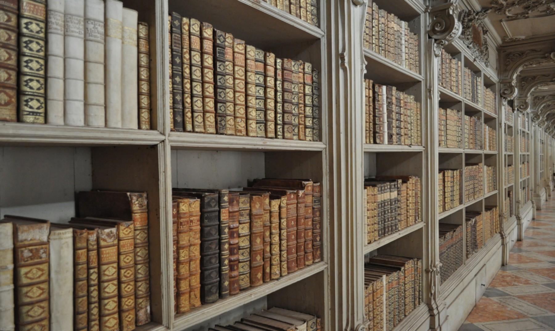 Piérdete en las bibliotecas más originales del mundo
