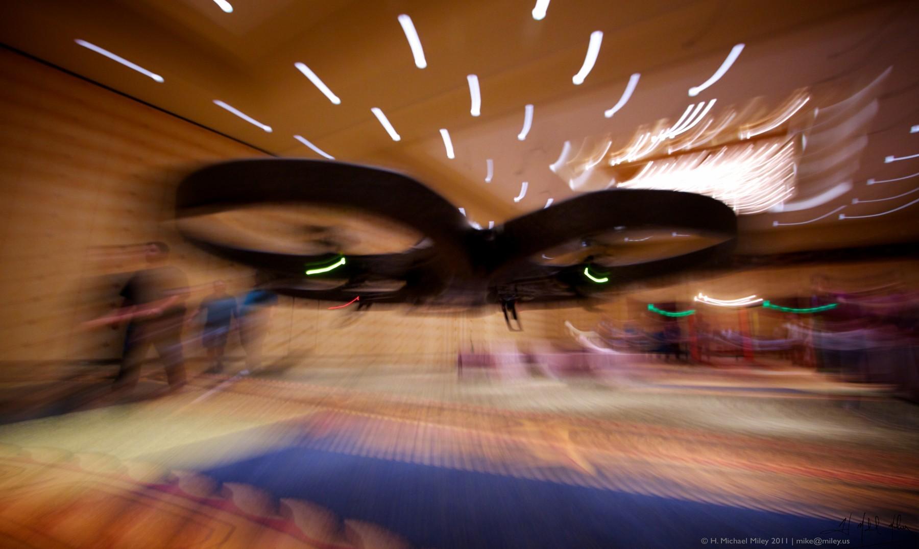 Drones: cómo cambiarán nuestra forma de ver el mundo