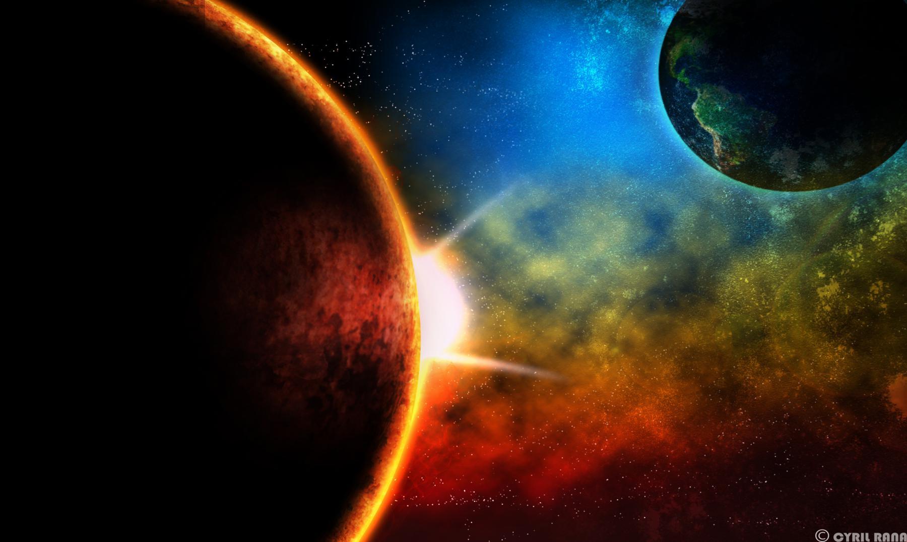 ¿Sabes cómo suenan los planetas del Sistema Solar?