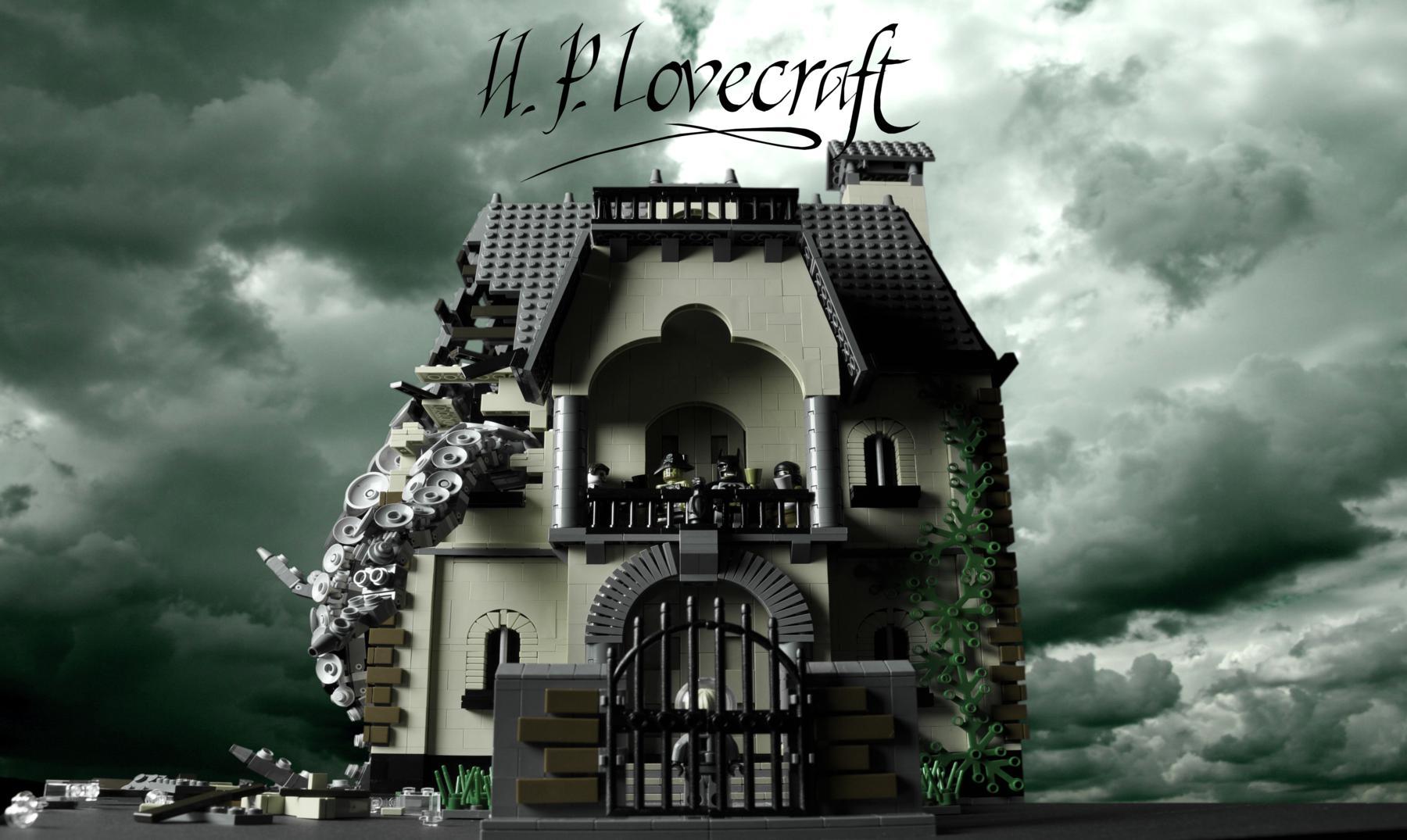Las ciudades malditas de H.P. Lovecraft