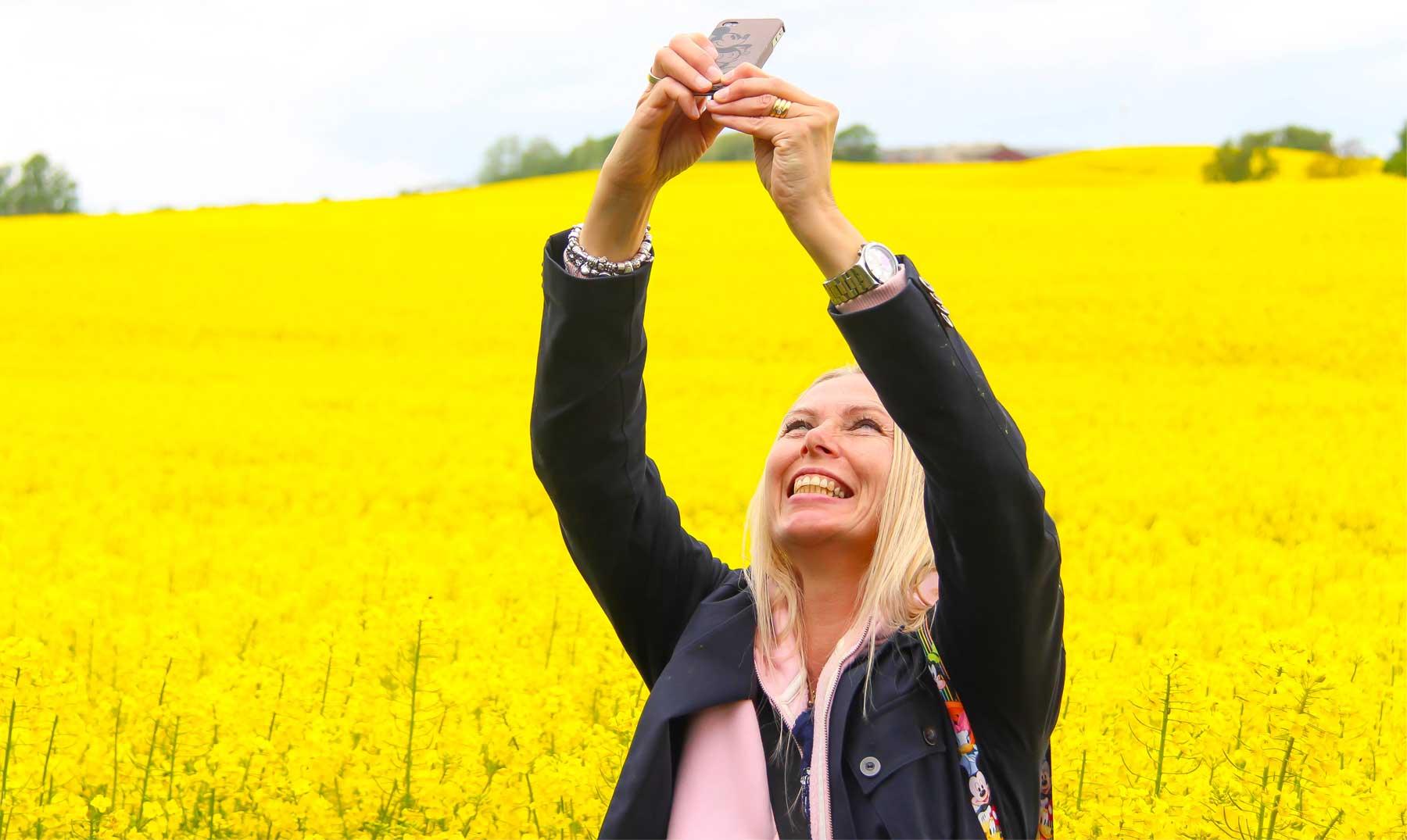9 trucos para conseguir el selfie perfecto