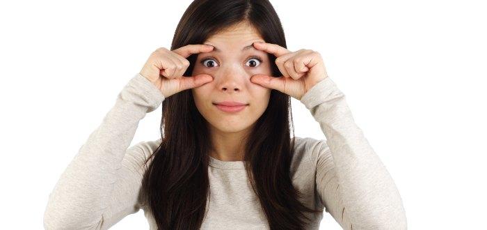 Por qué los asiáticos tienen los ojos rasgados.