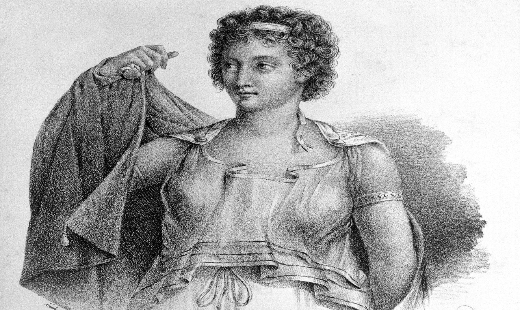 Agnódice, la primera ginecóloga de la historia