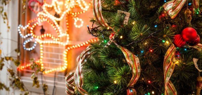 arbolito navideño