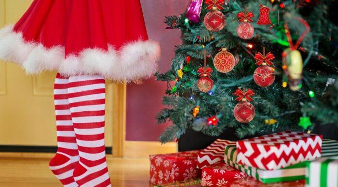 Historia del Árbol de Navidad