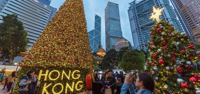 tradiciones navideñas chinas