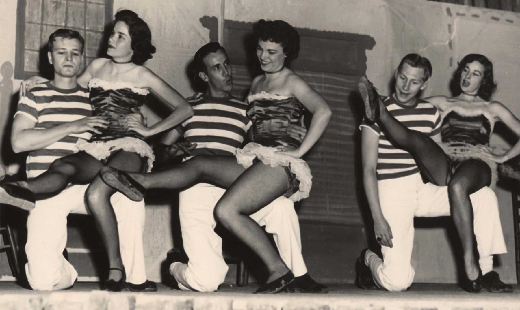 Bailes que cambiaron la historia