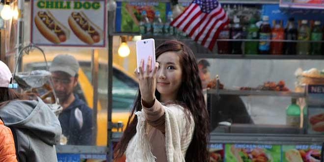 selfie perfecto