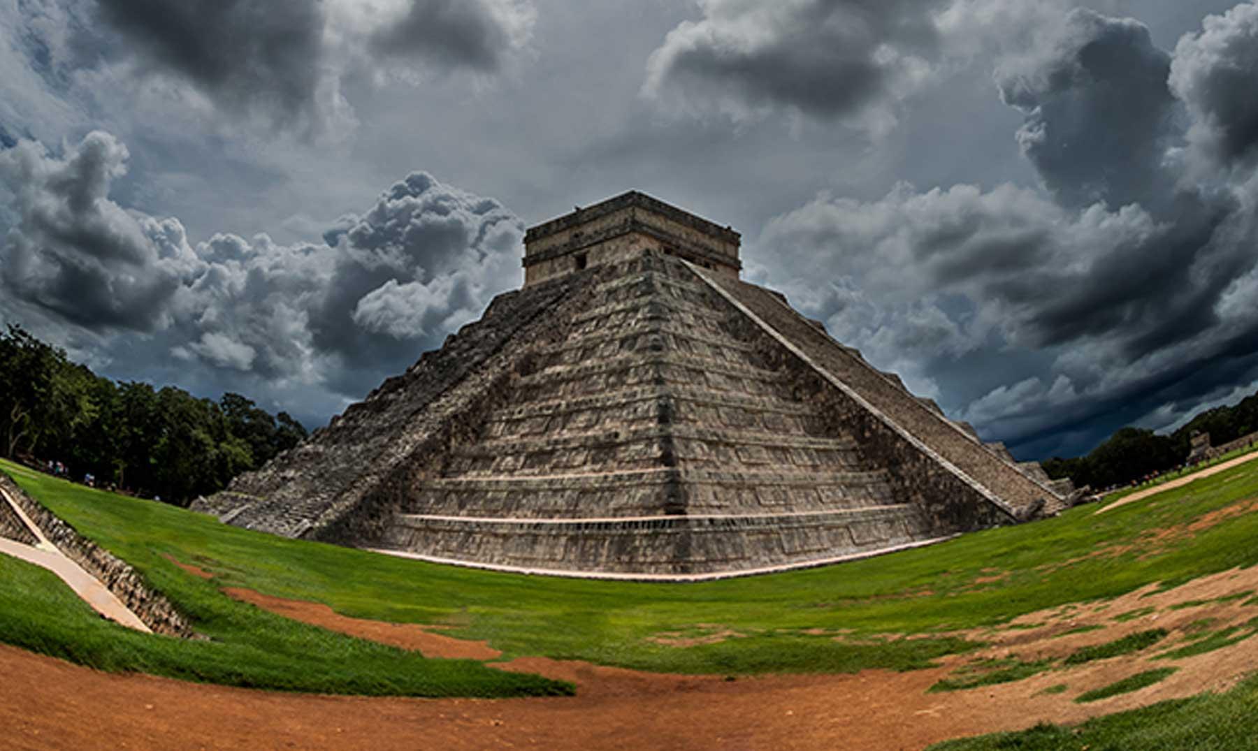 El legado de Kukulcán: Chichen Itzá