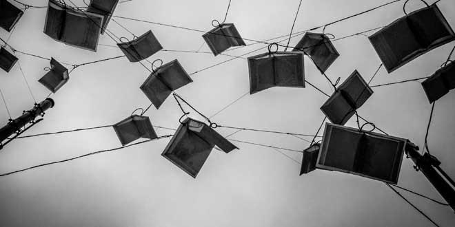 Libros enredados