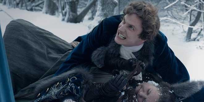 "Clip de la película ""A royal affaire""  (2012, Nikolaj Arcel)."