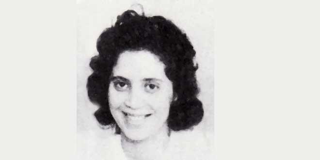 Djamila Bouhired