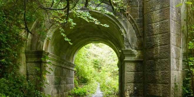 Puente de Overtoun por Lairich Rig
