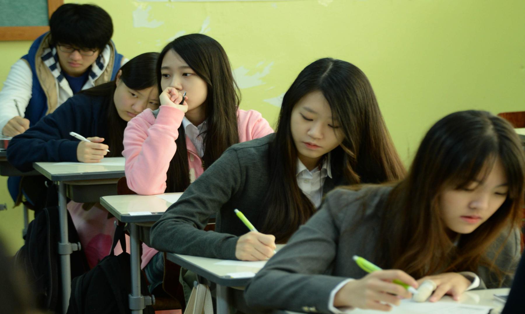 por qu se suicidan tantos estudiantes surcoreanos
