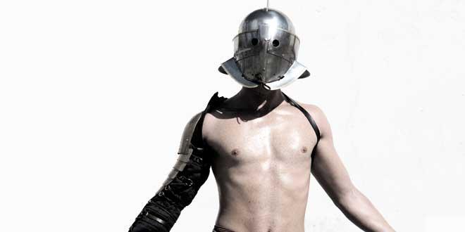 gladiador representación, tratamientos estéticos de la antigüedad