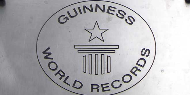 guiness record