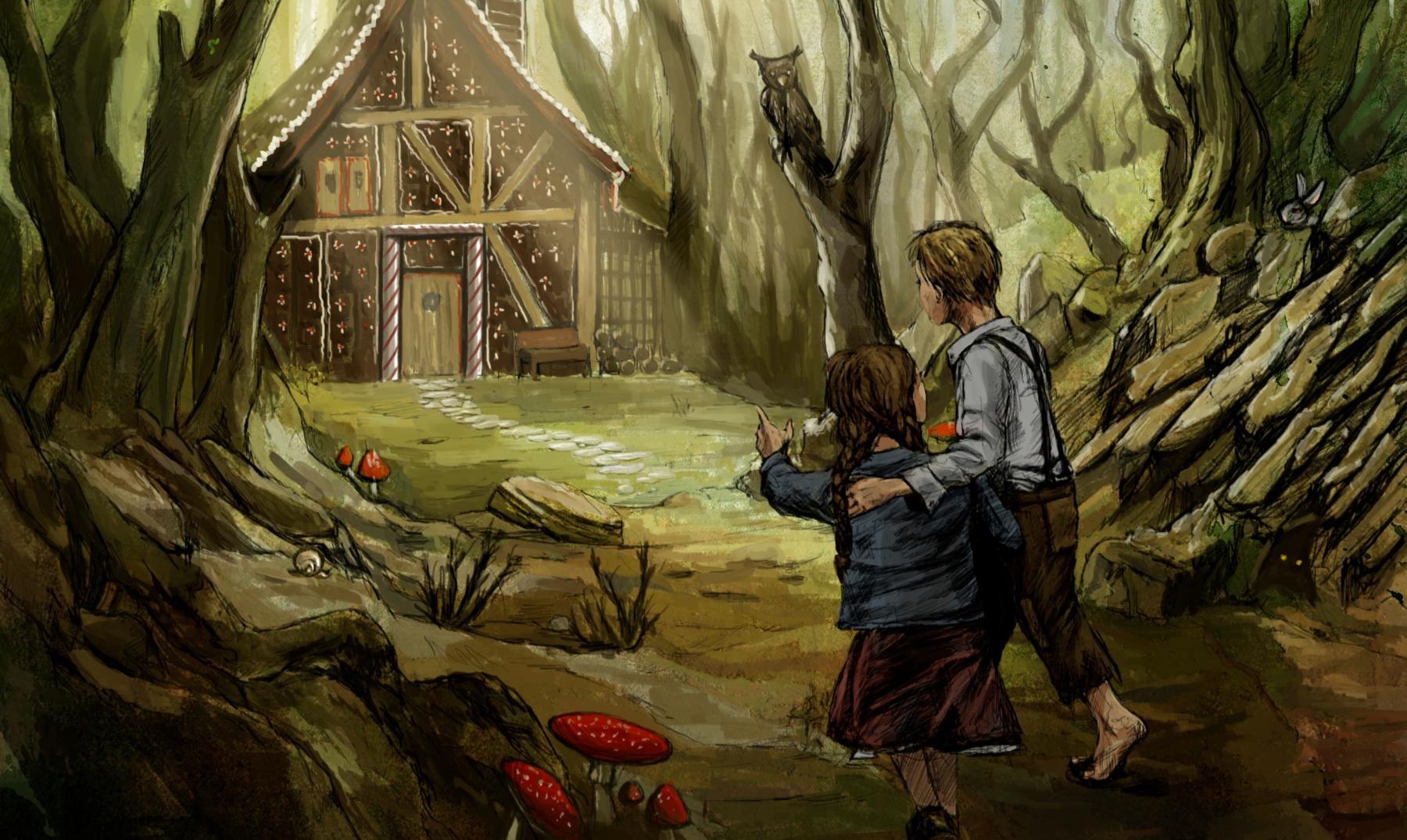 La verdadera historia de Hansel y Gretel