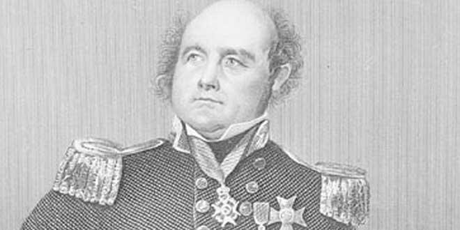 Sir John Franklin, 1845, autor desconocido