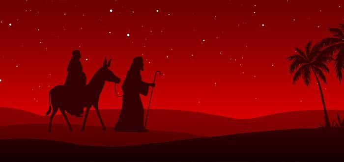 la historia del verdadero significado de la navidad