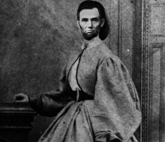 El día que Abraham Lincoln se vistió de mujer