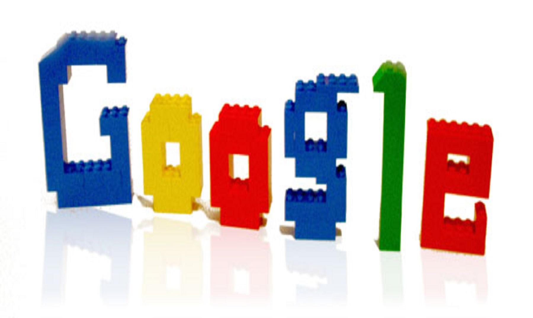 Los colores del logotipo de Google