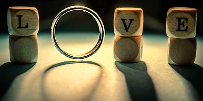 matrimonio amor