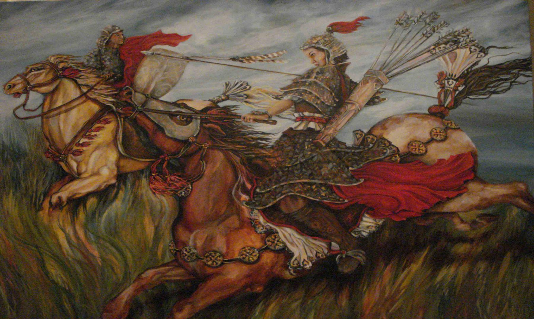 La verdadera historia de Mulán, la heroína china