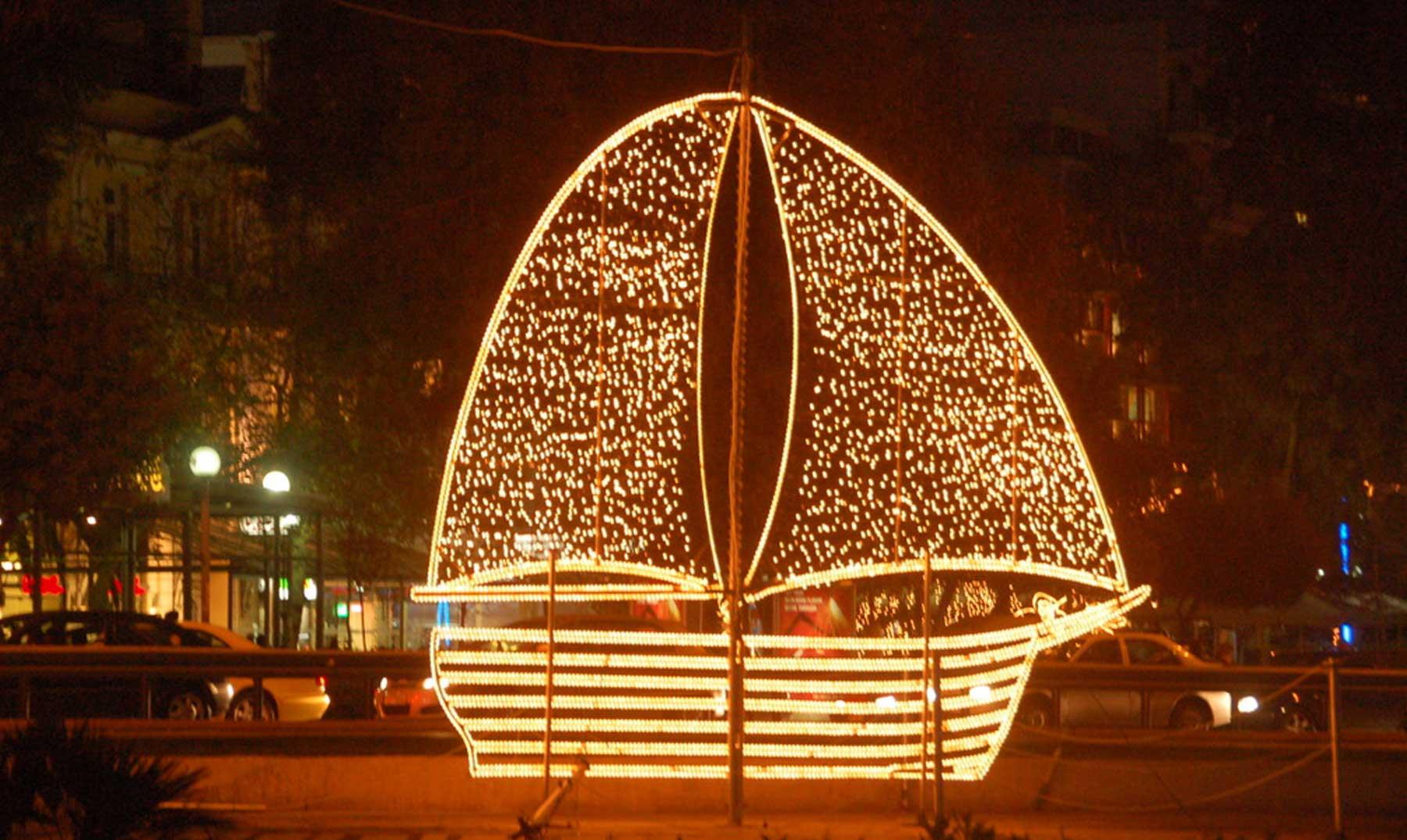 El mundo en navidad grecia for Costumbres de grecia